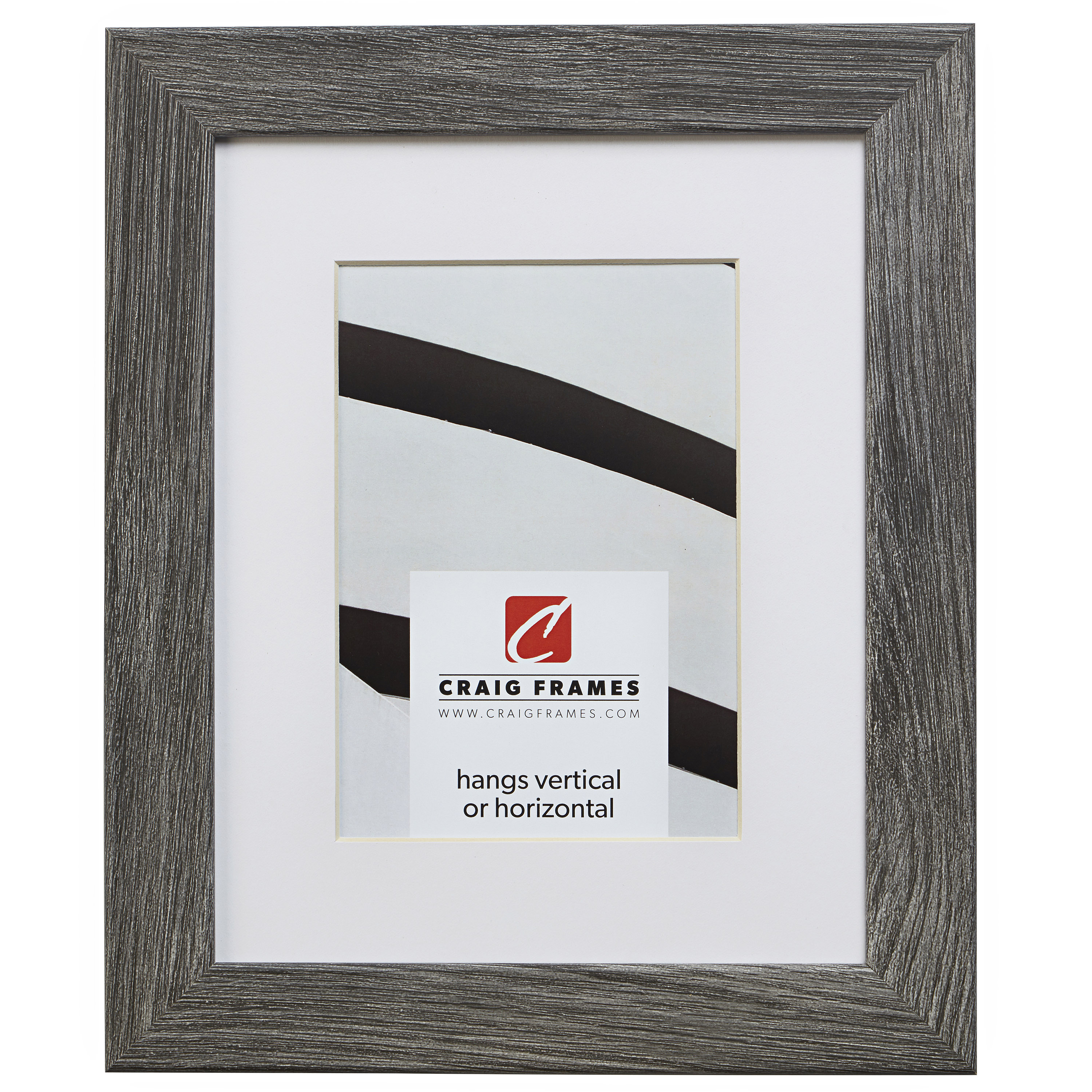 22x28 Gray Barnwood Picture Frame